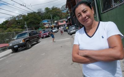 Femmes d'ailleurs: Angela Sanchez, la battante
