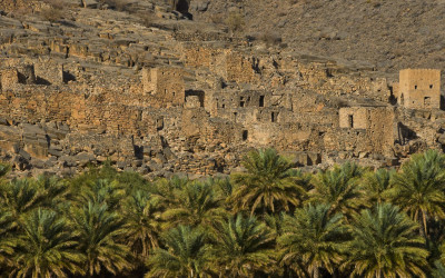How Oman uses ancient engineering to optimize water use